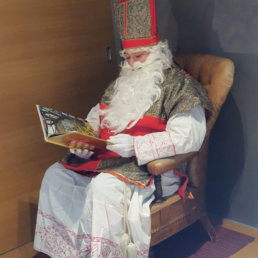 Nikolaus im HomeOffice 1