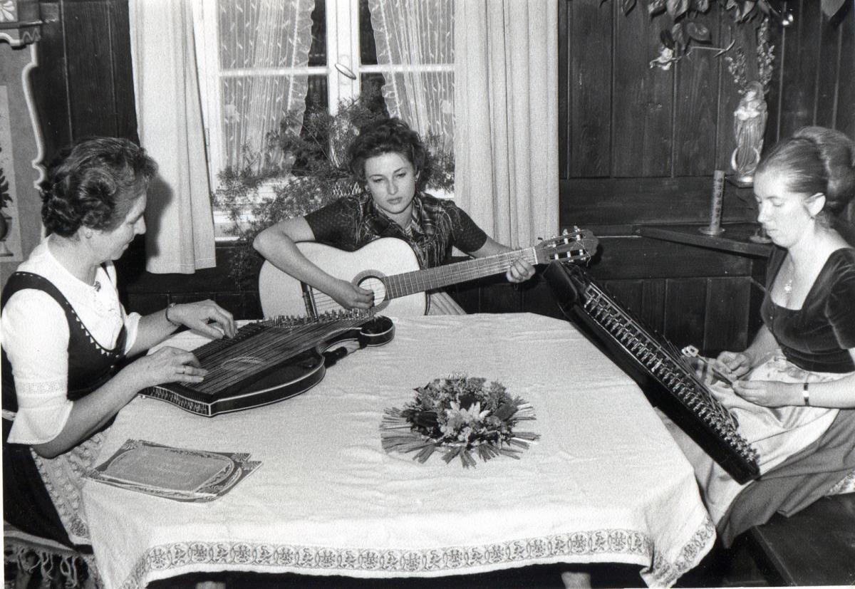Weindlmusi 1970