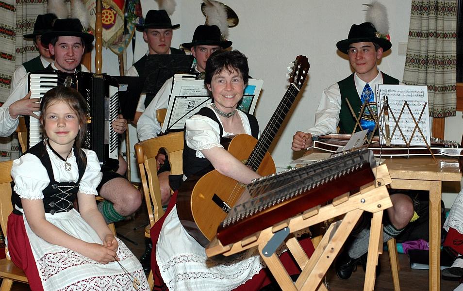 Musikanten-Nachwuchs